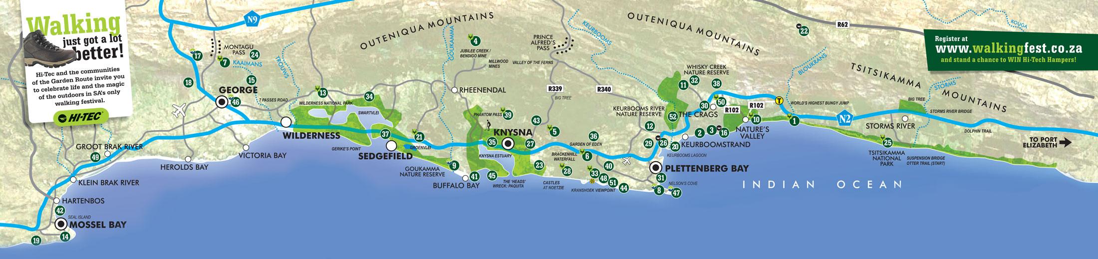 Walking-festival-map