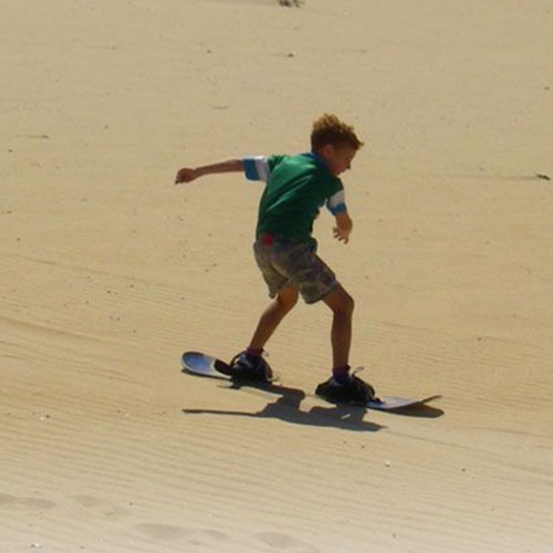 Sand Boarding 3