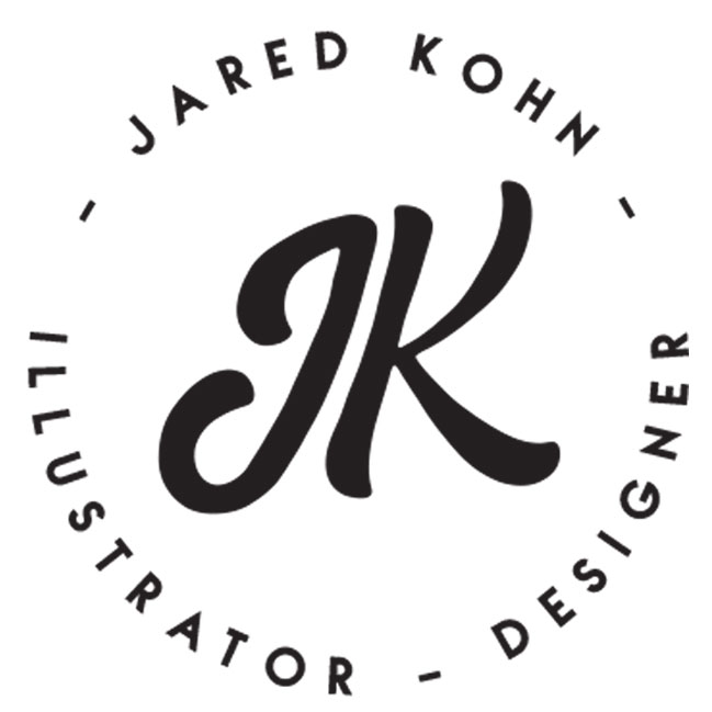 jared kohn illustrator